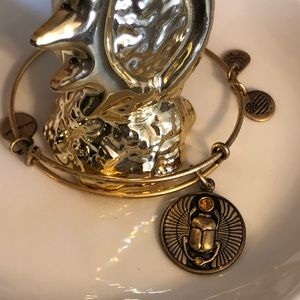 Alex and Ani Scarab bracelet